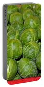 Brussel Sprouts Portable Battery Charger