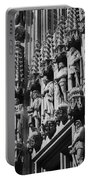 Brussels Gothic Portable Battery Charger
