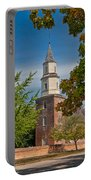 Bruton Parish Church Portable Battery Charger