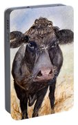 Brutus - Black Angus Cattle Portable Battery Charger