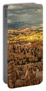 Bryce At Sunset Portable Battery Charger