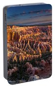 Bryce Canyon Early Morning Portable Battery Charger