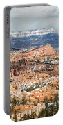 Bryce Canyon Looking Towards Aquarius Plateau   Portable Battery Charger