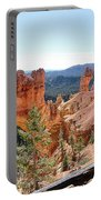 Bryce Canyon Natural Bridge - Utah Portable Battery Charger