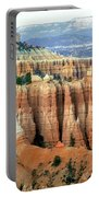 Bryce Canyon Vertical Hoodoos Portable Battery Charger
