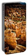 Bryce Canyon Vertical Image Portable Battery Charger