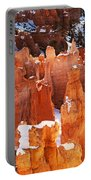 Bryce Canyon Winter 1 Portable Battery Charger