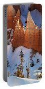 Bryce Canyon Winter 3 Portable Battery Charger
