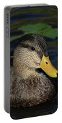 Bubble Duck Portable Battery Charger