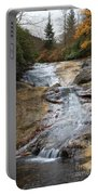 Bubbling Spring Branch Cascades Portable Battery Charger