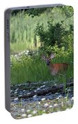 Buck In Pond Portable Battery Charger