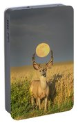 Buck Moon  Portable Battery Charger