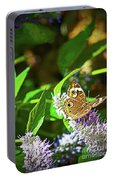 Buckeye Butterfly On The Move 1 Portable Battery Charger