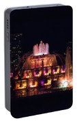 Buckingham Fountain Portable Battery Charger