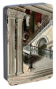 Buckingham House Stair Case Portable Battery Charger