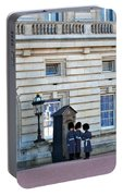 Buckingham Palace Guards Portable Battery Charger