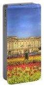 Buckingham Palace London Panorama Portable Battery Charger