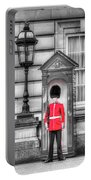 Buckingham Palace Queens Guard Portable Battery Charger