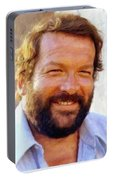 Bud Spencer Portable Battery Charger