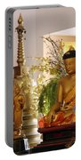 Buddha In India Portable Battery Charger