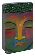 Buddha Painting Portable Battery Charger