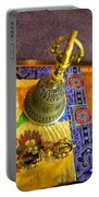 Buddhist Offering Portable Battery Charger