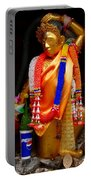 Buddism And Pepsi Shrine Portable Battery Charger