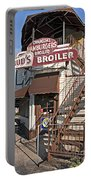 Bud's Broiler New Orleans Portable Battery Charger