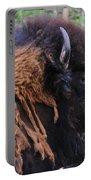 Buffalo Head Portable Battery Charger