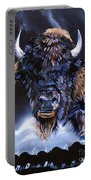 Buffalo Medicine Portable Battery Charger