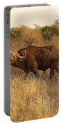 Buffalo On Safari Portable Battery Charger