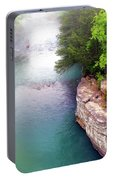 Buffalo River Mist Portable Battery Charger