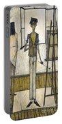 Buffet: Artist, 1948 Portable Battery Charger