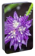 Bug Chilling Chive Portable Battery Charger