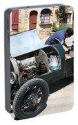 Bugatti Oldtimer Portable Battery Charger