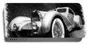 Bugatti Type 57 Aerolithe Portable Battery Charger