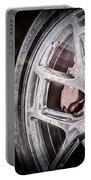Bugatti Veyron Legend Wheel -0532ac Portable Battery Charger