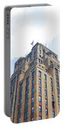 Building Closeup In Manhattan 2 Portable Battery Charger