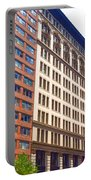 Building Closeup In Manhattan 5 Portable Battery Charger