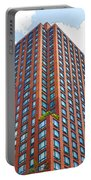 Building Closeup In Manhattan 6 Portable Battery Charger