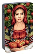 Bulgarian Girl From Kyustendil Portable Battery Charger
