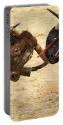 Bull Fight Portable Battery Charger