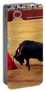 Bullfighting 21 Portable Battery Charger