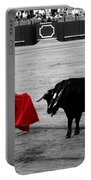 Bullfighting 22c Portable Battery Charger