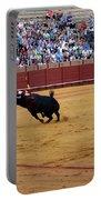 Bullfighting 35 Portable Battery Charger
