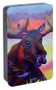 Bullwinkle Portable Battery Charger