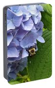 Bumble Bee Blues Portable Battery Charger