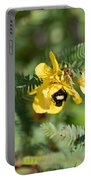 Bumblebee Deep Into Work Portable Battery Charger