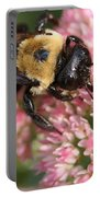 Bumble Bee Macro Portable Battery Charger
