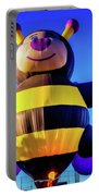 Bumblebee Hot Air Balloon Portable Battery Charger